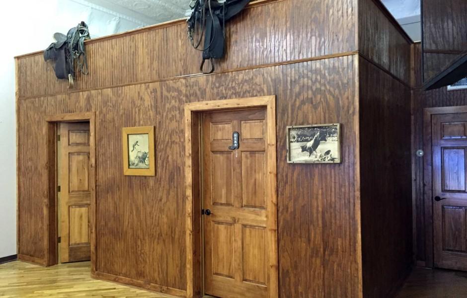 Historic Shockey & Landes Building in Abilene, KS